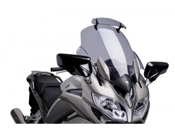 Szyba turystyczna PUIG do Yamaha FJR1300 13-19 z deflektorem (przyciemniana)