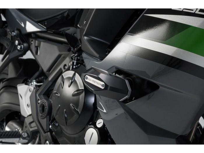 Crashpady SW-MOTECH do Kawasaki Ninja 650 (16-)