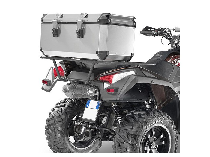 Kufer GIVI OBK110A TREKKER OUTBACK ATV (aluminiowy, srebrny, 110 litrów)