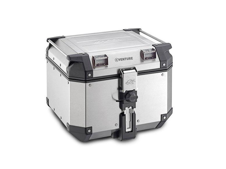 Kufry aluminiowe Kappa KVE